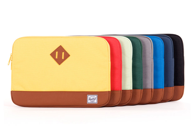 Image of Herschel Supply Co. 2012 Spring/Summer iPad & Laptop Sleeves