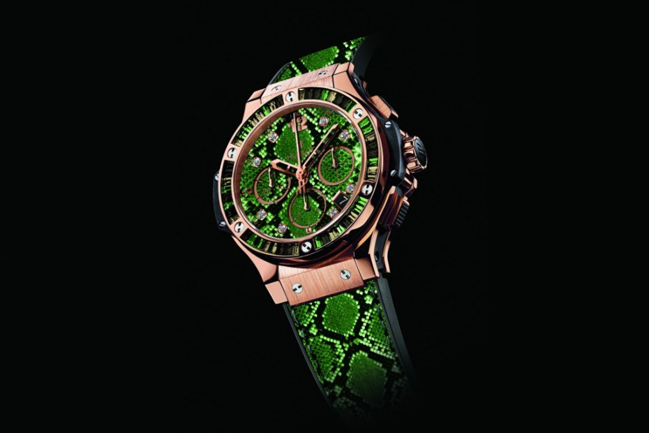 Image of Hublot 2012 Big Bang Boa Bang
