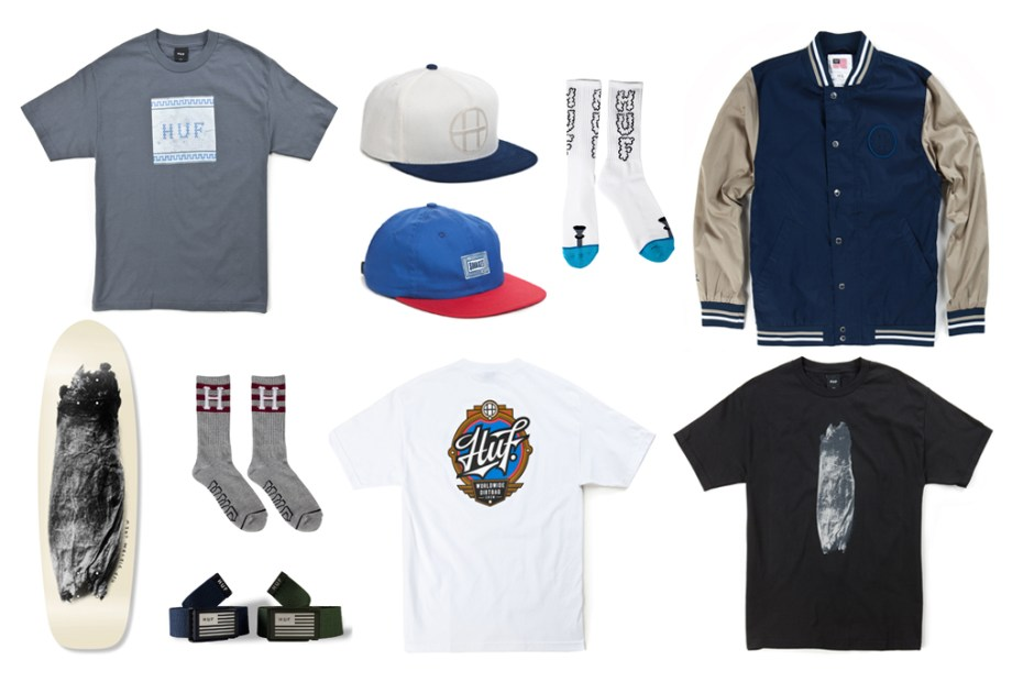 Image of HUF 2012 Spring Collection Part 1