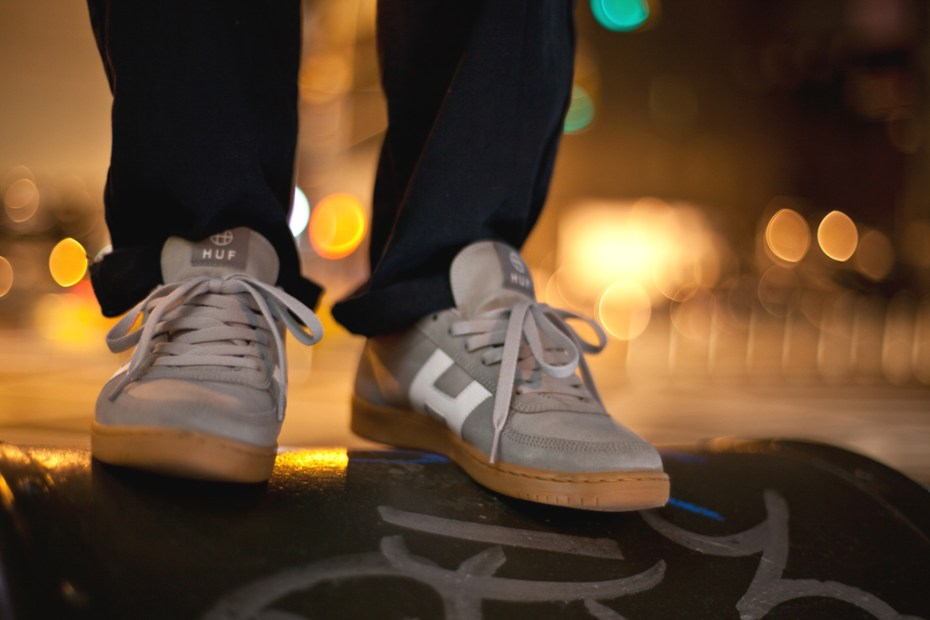 Image of HUF 2012 Spring Footwear Lookbook Part 1