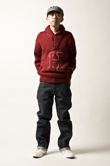 Image of HUMAN MADE 2012 Spring/Summer Collection Lookbook