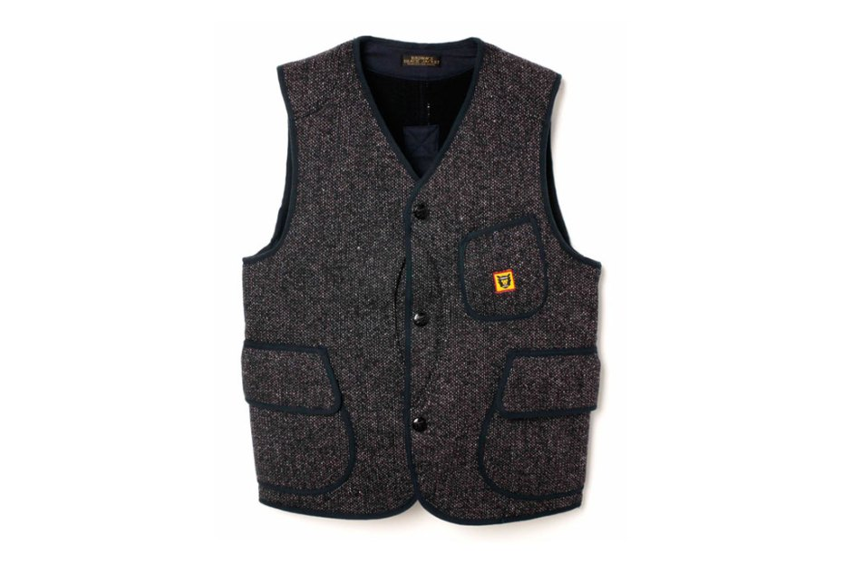 Image of HUMAN MADE x Brown's Beach Jacket 2012 Spring/Summer Vest