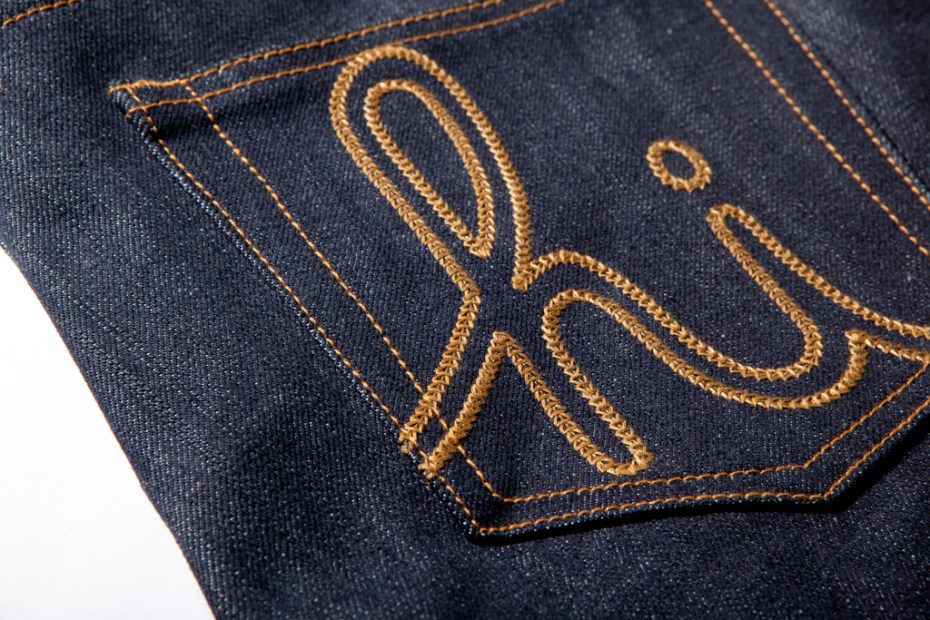 Image of In4mation 2012 Spring/Summer Nuuanu Selvedge Denim