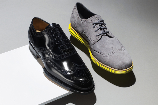Image of Introducing the Cole Haan x Nike LunarGrand Wingtip
