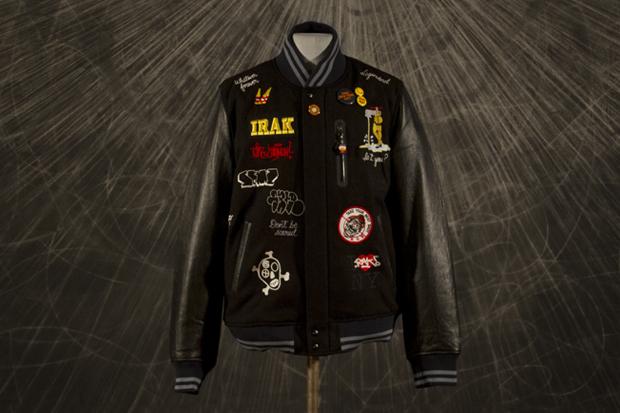 Image of IRAK NYC x Nike Sportswear Destroyer Jacket