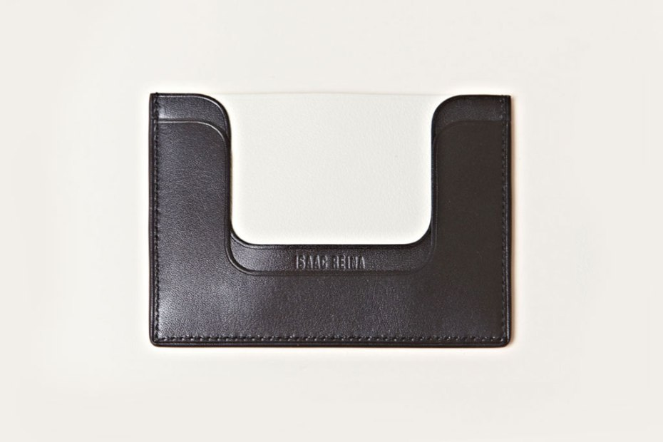 Image of Isaac Reina 2012 Spring/Summer Enzo Mari 6 Card Holder