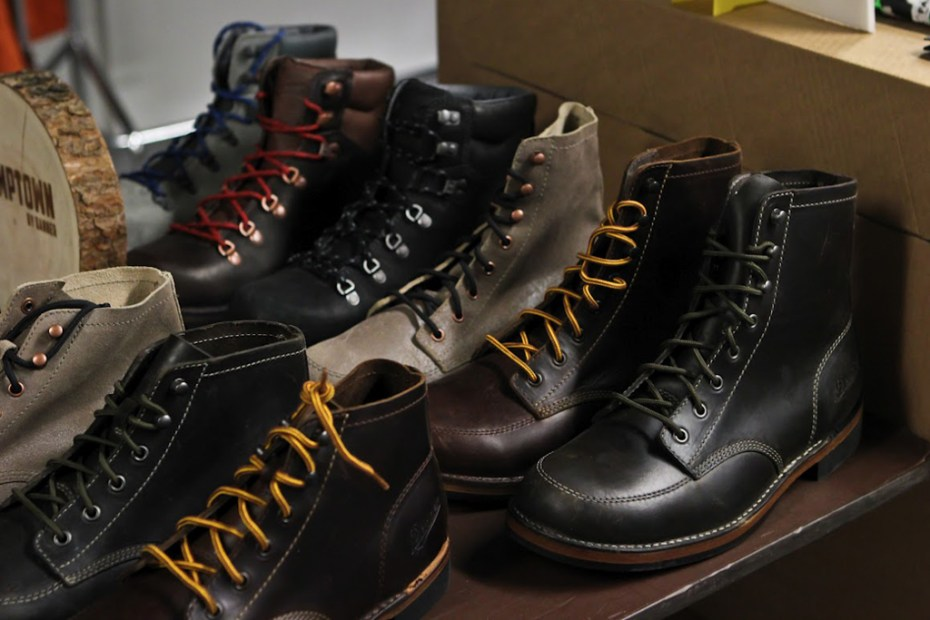 Image of Jacket Required: Danner Stumptown 2012 Autumn/Winter Collection Preview