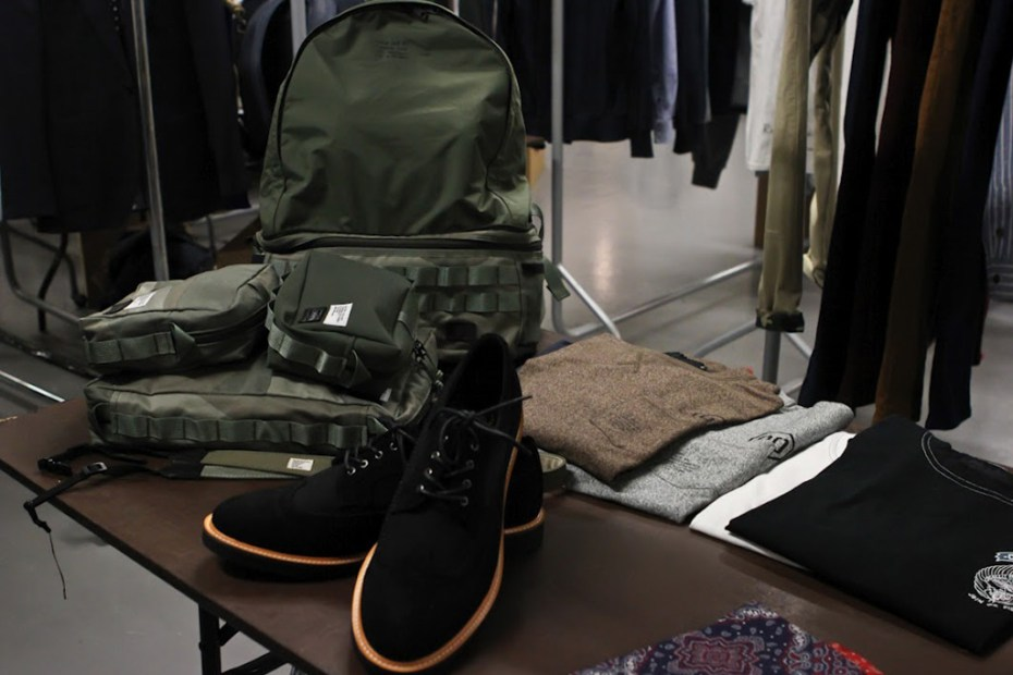 Image of Jacket Required: Maiden Noir 2012 Fall/Winter Collection Preview