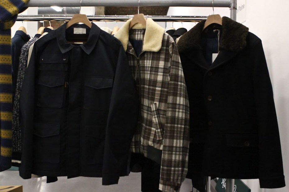 Image of Jacket Required: Smith-Wykes 2012 Fall/Winter Collection Preview