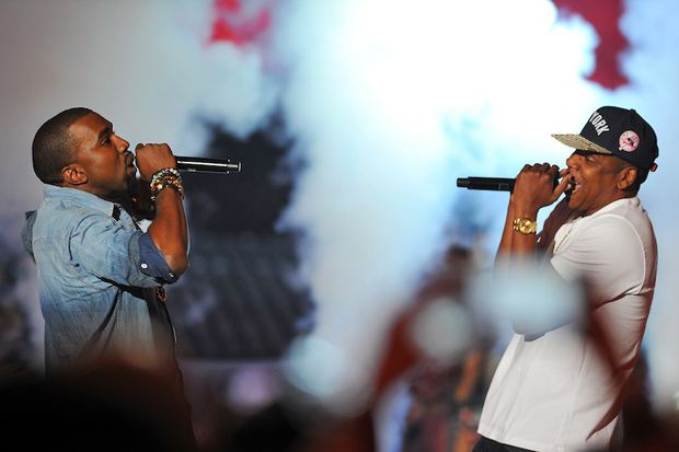 Image of Jay-Z & Kanye West Announce 'Watch the Throne' European Tour Dates