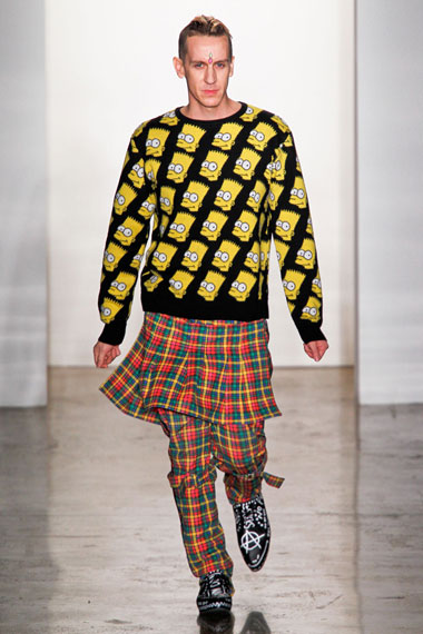 Image of Jeremy Scott 2012 Fall/Winter Collection