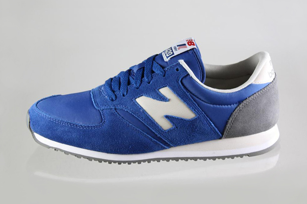 Image of K-Way x New Balance 2012 Spring/Summer U420 Collection