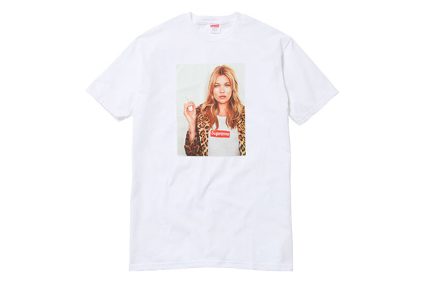 Image of Kate Moss x Supreme 2012 Spring/Summer T-Shirt