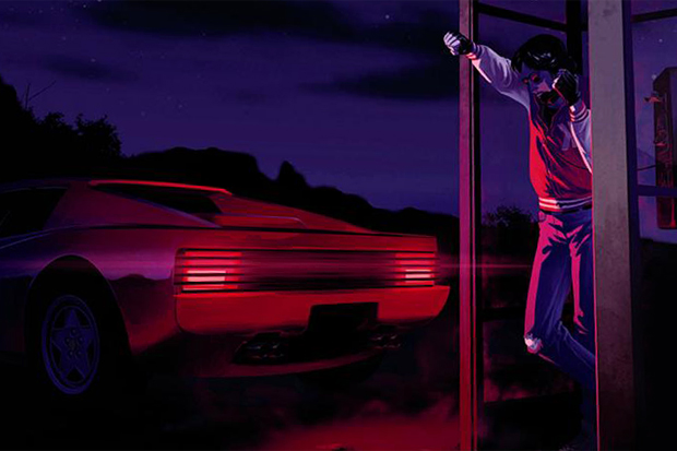 Image of Kavinsky - Road Game