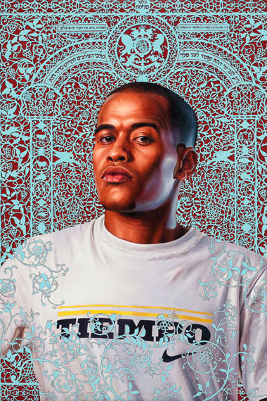 "Image of Kehinde Wiley ""The World Stage - Israel"" @ ARCOmadrid"
