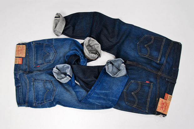 Image of Levi's Vintage Clothing 2012 Spring 1955 501 Jeans