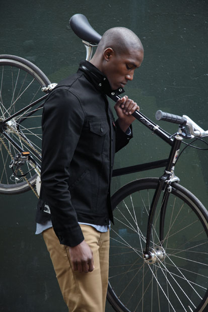 Image of Levi's 2012 Spring Commuter Series