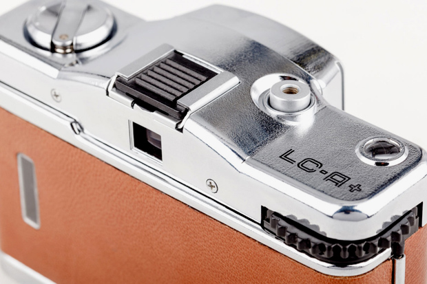 Image of Lomo LC-A+ Silver Lake Camera