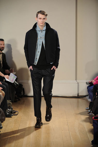 Image of Lou Dalton 2012 Fall/Winter Collection