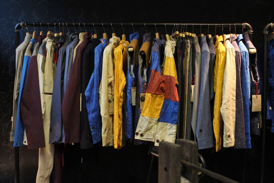 Image of Marshall Artist 2012 Fall/Winter Collection Preview