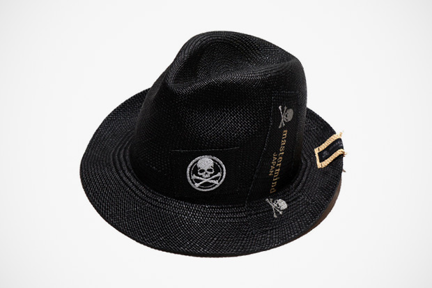 Image of mastermind JAPAN 2012 Spring/Summer Straw Fedora