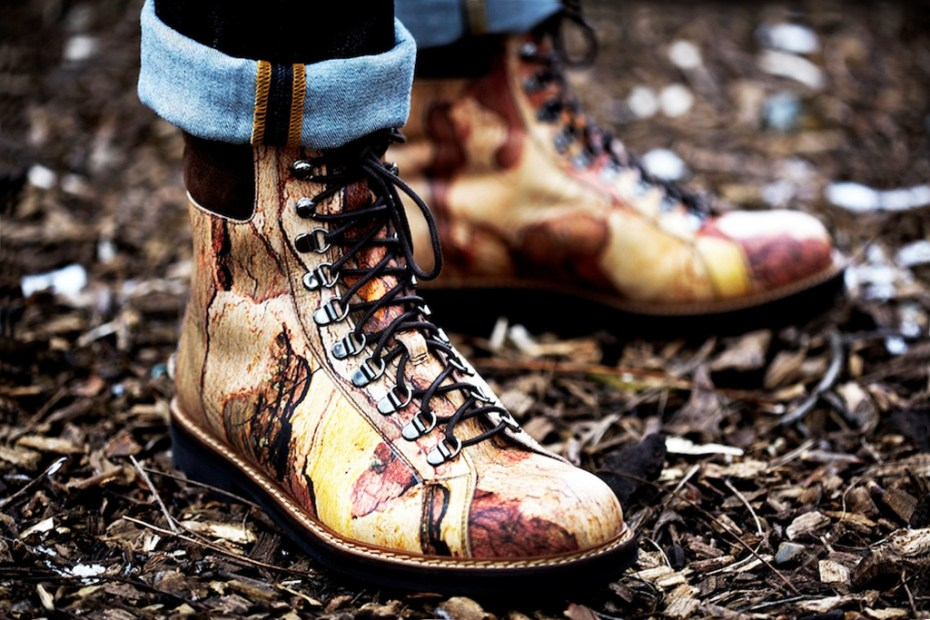 Image of Matthew Miller x Oliver Sweeney 2012 Fall/Winter Footwear