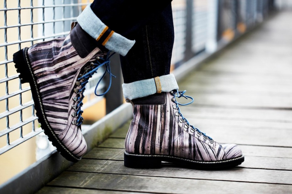 Image of Matthew Miller x Oliver Sweeney 2012 Fall/Winter Footwear