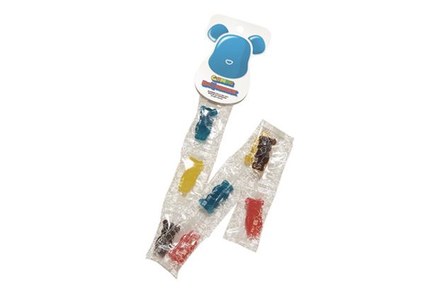"Image of Medicom Toy Be@rbrick ""Gummi Bears"""