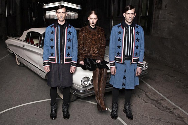 Image of MFF Magazine: Givenchy 2012 Fall/Winter Collection