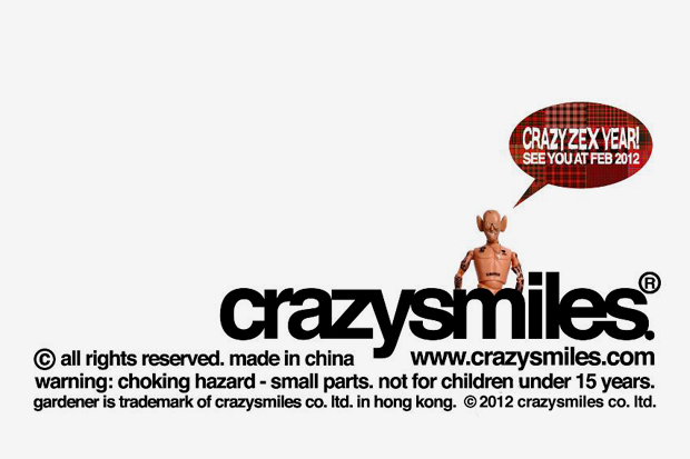 "Image of Michael Lau x Terry Richardson 2012 ""CRAZY ZEX YEAR"""