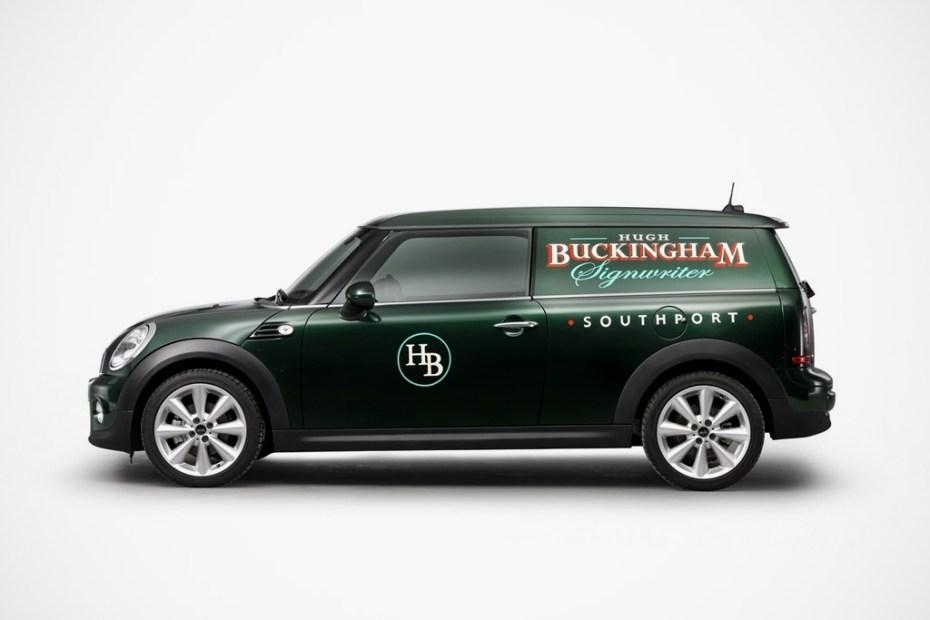 Image of MINI Clubvan Concept