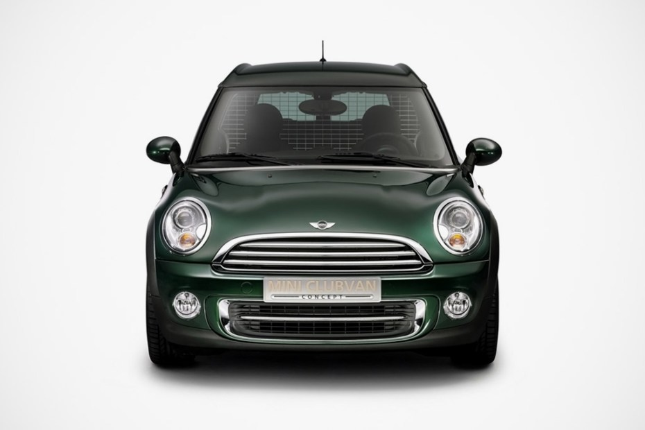 Image of MINI Clubvan Concept