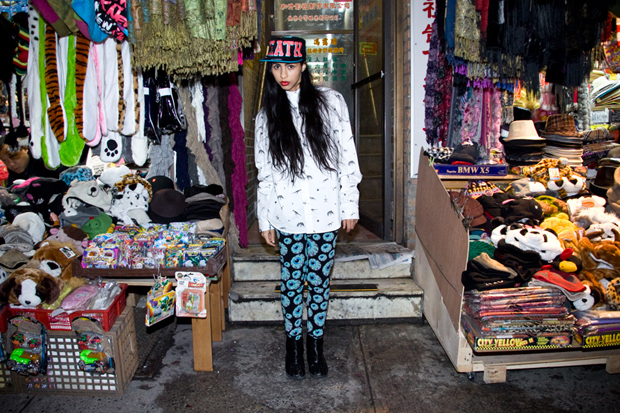 Image of Mishka 2012 Spring Collection Lookbook