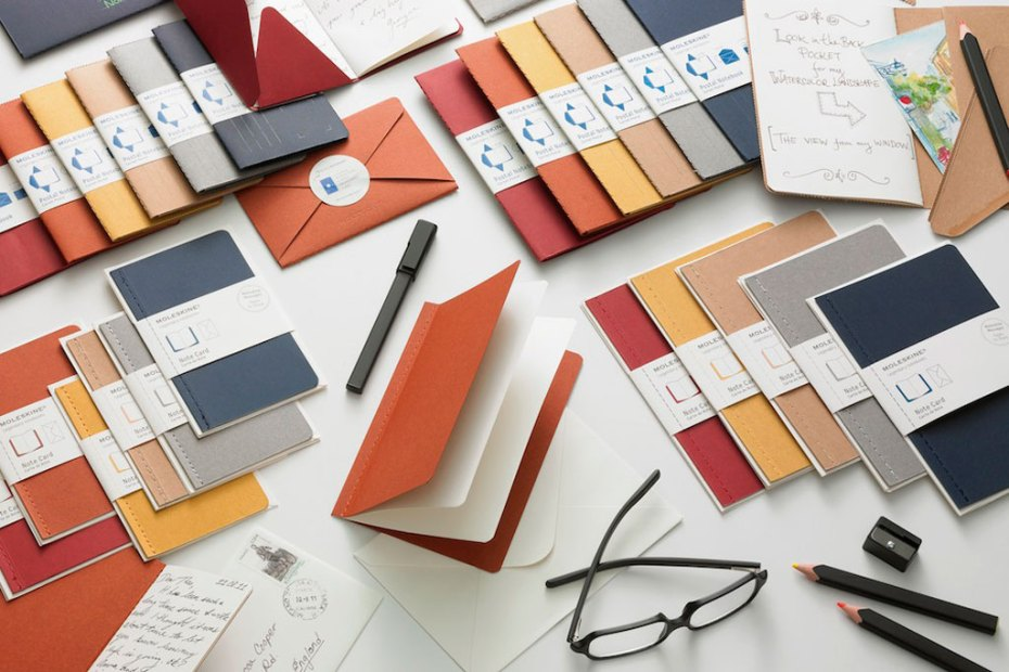 Image of Moleskine 2012 Messages Collection