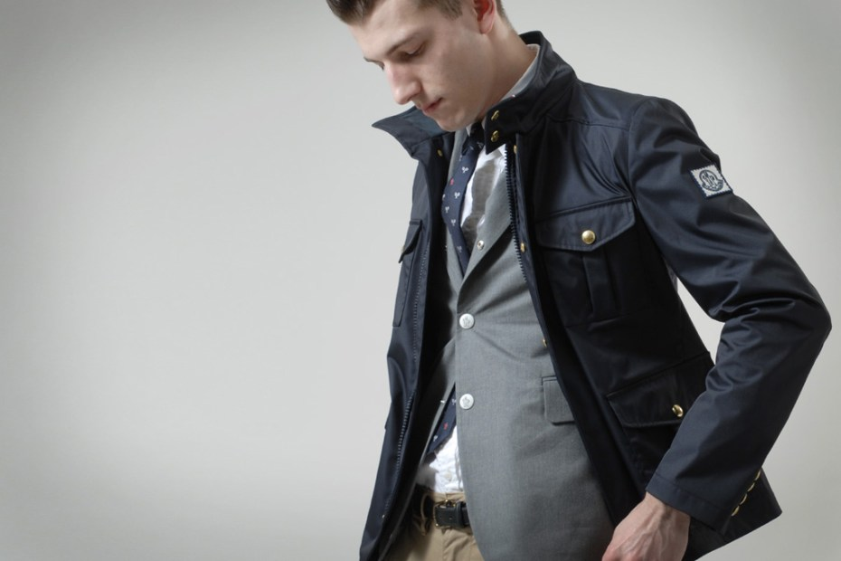Image of Moncler Gamme Bleu 2012 Spring/Summer New Releases