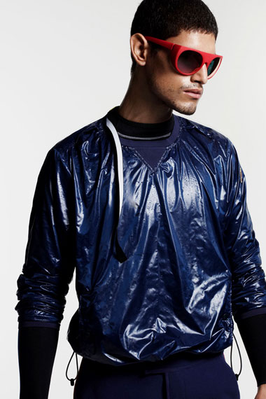 Image of Moncler Grenoble 2012 Spring/Summer Lookbook