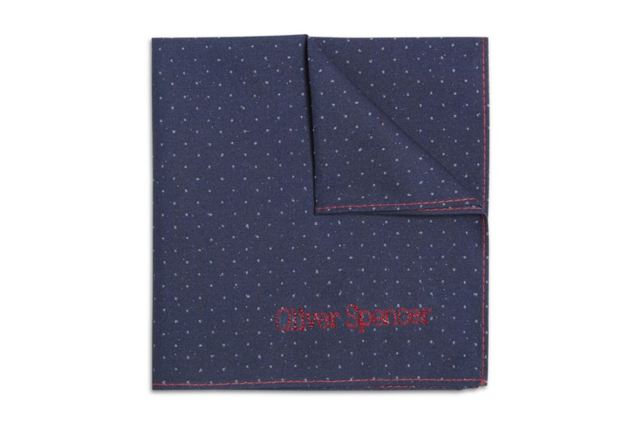 Image of MR PORTER 1st Birthday Pocket Squares Collection