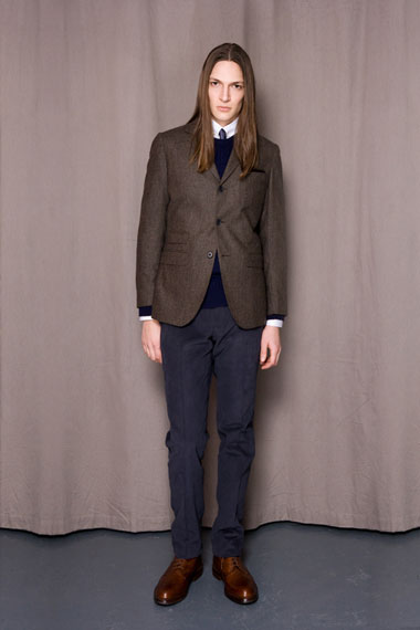 Image of Mr. Start 2012 Fall/Winter Collection Lookbook