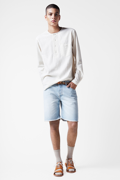 Image of MTWTFSS Weekday 2012 Spring/Summer Collection Lookbook
