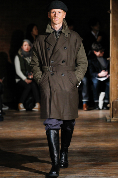 Image of N.Hoolywood 2012 Fall/Winter Collection