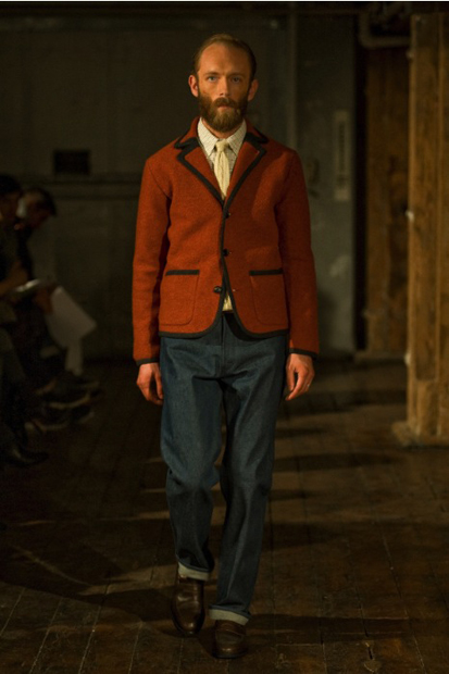 Image of N.Hoolywood 2012 Fall/Winter &quot;THE KAPITAN&quot; Collection