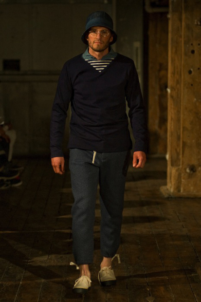 "Image of N.Hoolywood 2012 Fall/Winter ""THE KAPITAN"" Collection"
