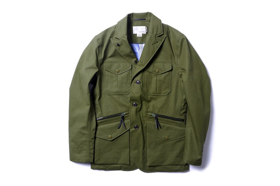 Image of nanamica GORE-TEX Field Jacket