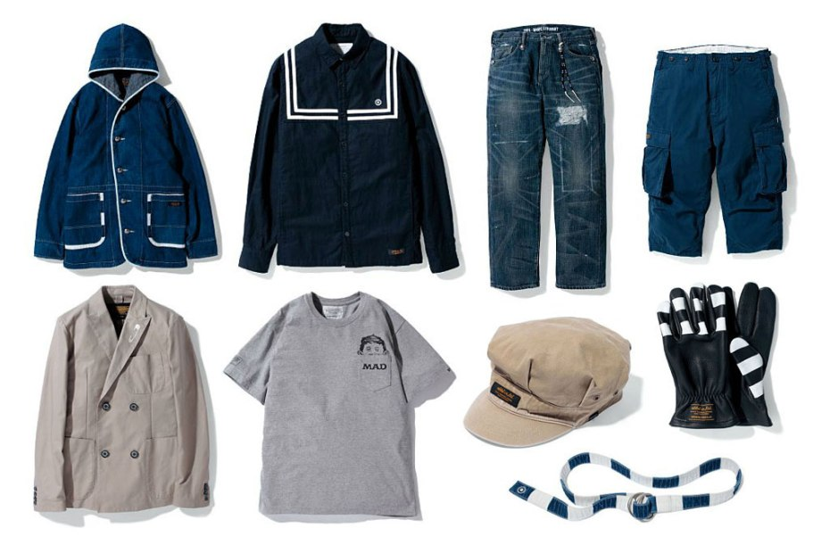 "Image of NEIGHBORHOOD 2012 Spring/Summer ""LESS THAN ZERO"" Collection March Releases"