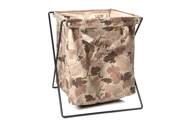 Image of NEIGHBORHOOD Camo Laundry Hamper