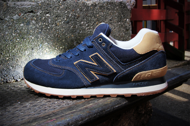 "Image of New Balance 2012 Spring/Summer ML574 ""Workwear Pack"""