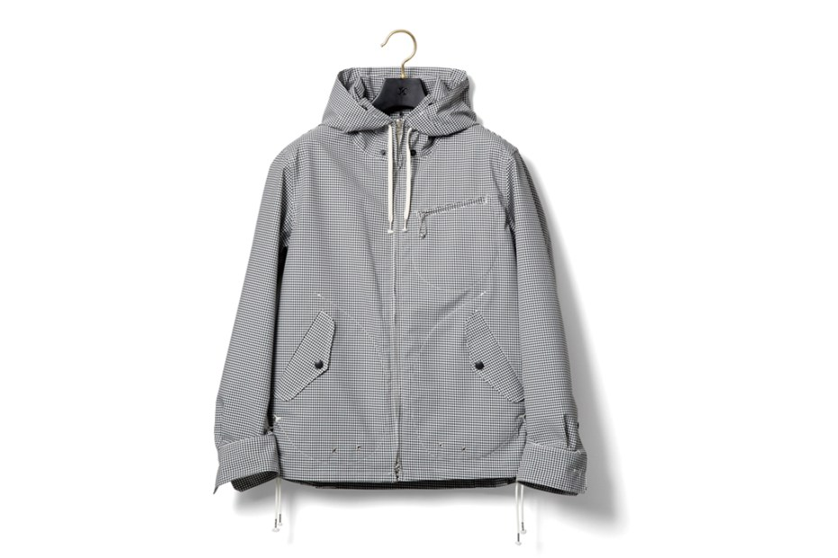 Image of NEXUSVII 2012 Spring/Summer Windstopper Hooded Jacket