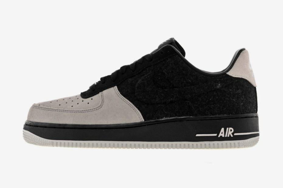"Image of Nike Air Force 1 Low VT Premium ""Anthracite/Grey"""