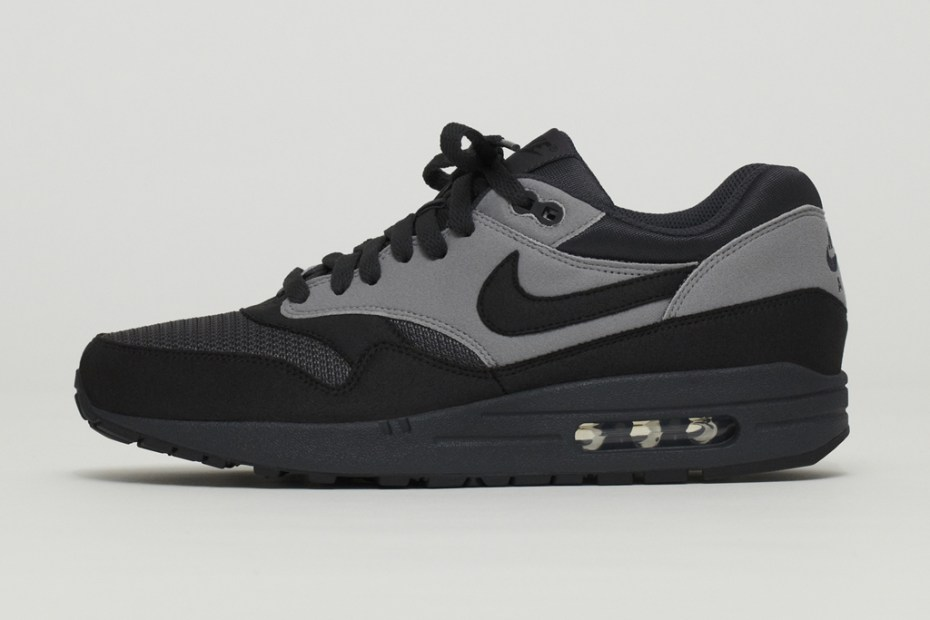 "Image of Nike Air Max 1 ""Black/Reflective"""
