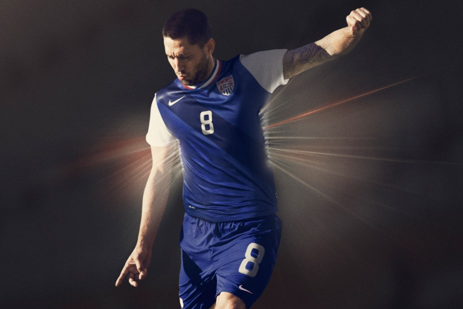 Image of Nike Football: Away National Team Kits